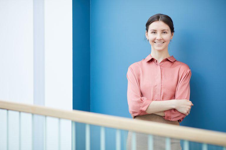 Bewerbungsfoto Portrait